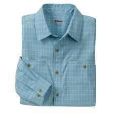 Plaids Men U0027s Long Sleeve Wayfarer Plaid Shirt Railriders