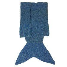 handcraft crochet mermaid tail blanket 20160307 100 99