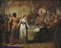 themes in othello act 1 scene 3 file brabantio s accusation against othello by w hamilton jpg