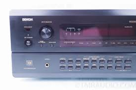denon home theater receiver denon avr 4800 thx home theater receiver the music room
