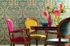 15 lively colorful dining room design ideas rilane