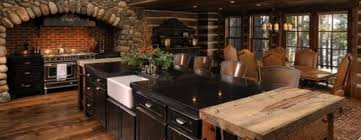 rustic country style kitchen made by wood that you must see decomg
