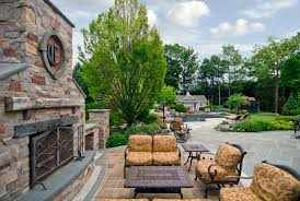 Backyard Decoration Ideas by Custom Backyard Designs Of Exemplary Landscaping Ideas By Nj