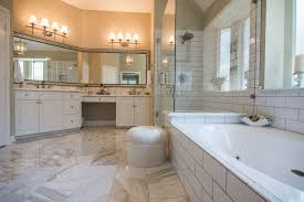 how much does bathroom tile installation cost angie s list remodeled bathroom with new tiles flooring