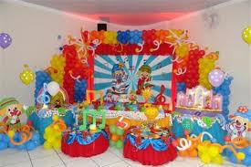 Decoração de aniversário Patati Patata