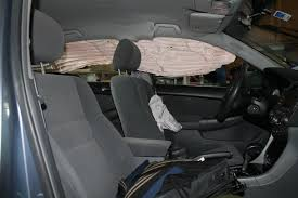 Side Curtain Airbag Replacement Cost Side Wreck Costs Drive Accord Honda Forums