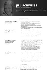 resume masters degree national sales manager resume samples visualcv resume samples