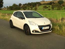 peugeot sport cars car review 208 gti by peugeot sport bradford telegraph and argus