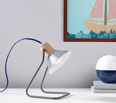 mini studio lamp pottery barn kids