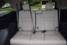 do all honda pilots 3rd row seating carseatblog the most trusted source for car seat reviews ratings