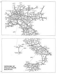Eurail Map Italy Train Rail Maps