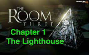 the room three 3 chapter 1 complete walkthrough the lighthouse