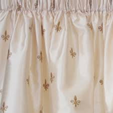 Fleur De Lis Curtains Fleur De Lis Curtains Al Ellis Inc Ellis Curtain Programs Solemio