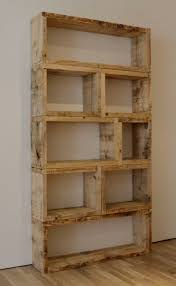 floating white wooden corner shelves for ornaments placed on the