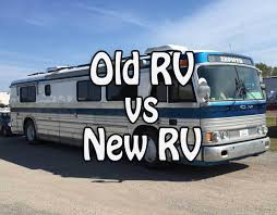 is it worthwhile renovate an old rv why not just buy