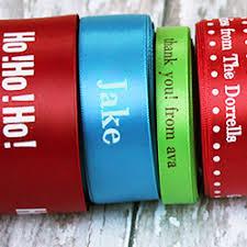 customized ribbon personalized ribbons name maker