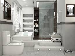 high end bathroom lighting bathroom scene 3d max fisher