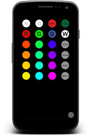 rgb ir remote for light bulb android apps on google play