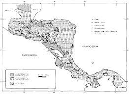 Mexico Central America And South America Map by 80636e0r Gif