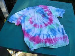 Colorado Flag Tie Dye Shirt Taj Mutthall Dog Diary Wendy Does Tie Dye