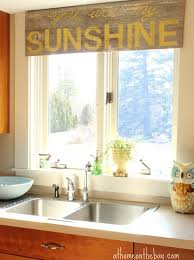does kitchen sink need to be window window treatments ideas 15 better ways to dress a window