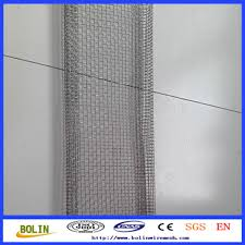 fireplace screen material fecral woven wire mesh metal net burner screen