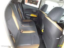 nissan juke black and yellow 2016 solar yellow nissan juke stinger edition awd 111661386 photo