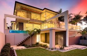 a wonderful residential house by project and design architect