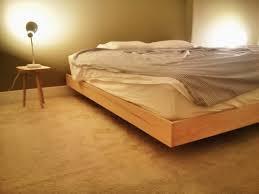 Floating Bed Frames Floating Platform Bed Frame Plans Bedroom Ideas And Inspirations