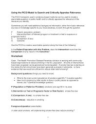 analisis jurnal using pico model