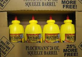 plochman s mustard plochman s celebrates 20 years in manteno local news daily