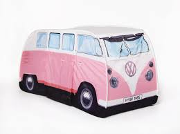 volkswagen pink vw kids tent pink the monster factory