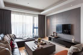 271 square meters of luxury american fashion style living room 4