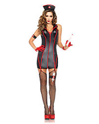 Size Nurse Halloween Costumes Doctor Costume U0026 Nurse Costumes Couples Spirithalloween