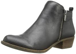 click to buy selling pointed toe boot amazon com lucky brand s basel boot ankle bootie