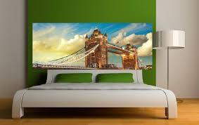 luminaire tete de lit stickers tête de lit londres angleterre art déco stickers