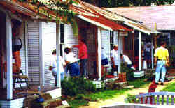 houston project row houses torch classic volunteer day