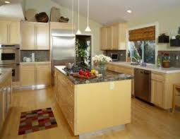 kitchen l shaped kitchen designs with island open plan kitchen