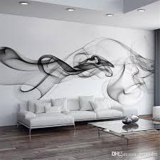 Bathroom Wall Murals Uk Smoke Fog Photo Wallpaper Modern Wall Mural 3d View Wallpaper