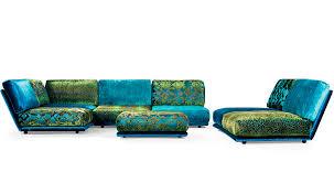 sofa bretz modular sofa contemporary velvet leather napali bretz