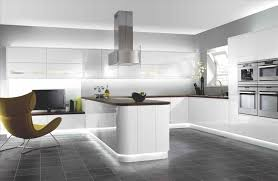 White Shaker Style Kitchen Cabinets Modern White Shaker Kitchen Cabinets Best Home Decor