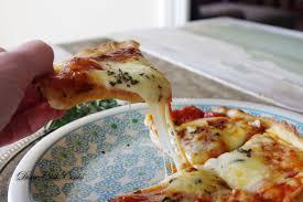 round table pizza pan vs original crust individual pan pizzas dixie chik cooks