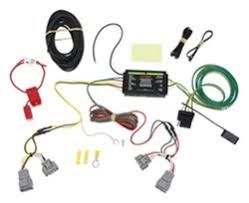 installing curt trailer wiring harness 55260 on a 1995 jeep grand