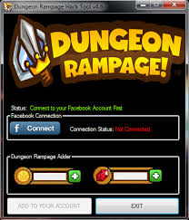 dungeon rampage hack tool free download no survey android