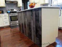 how to cut cabinets panels simple cheap kitchen island back panel practical whimsy