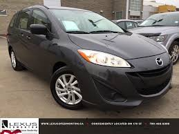 mazda 5 used grey 2014 mazda mazda5 auto gs review lethbridge alberta