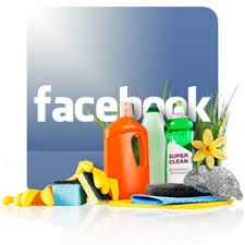 how to spring clean your house tips spring clean your facebook account