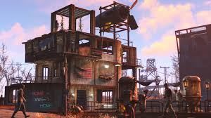 create a building fallout 4 guide how to create gigantic settlements with unlimited