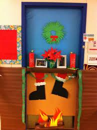 christmas door part ii for the kiddos holidays pinterest