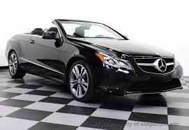 mercedes e350 convertible used 2014 used mercedes e class certified e350 sport package